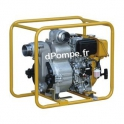 Motopompe Robin Subaru SWT 75 D Diesel de 6 à 72 m3/h entre 22,5 et 3 m HMT