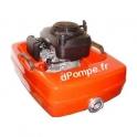 Motopompe Flottante Tsurumi AMPHI-1000 de 3 à 60 m3/h entre 17,5 et 1 m HMT Moteur Essence
