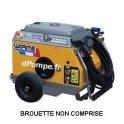 Nettoyeur Haute Pression Insonorisé Robin Subaru JUMBO 220-15S Essence 15 L/min - 220 bars