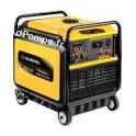 Groupe Électrogène Robin Subaru Insonorisé RG3200iS Essence Monophasé 4 kVA 3,2 kW max