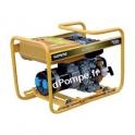 Groupe Électrogène Robin Subaru MASTER 4010 DXL15 DEMC Diesel Monophasé 3,3 kVA 2,6 kW max