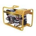 Groupe Autonome de Soudage Robin Subaru MIXTE 5000 DXL15 Diesel Monophasé 6,5 kVA 5,15 kW max