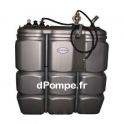 Cuve PEHD pour Récupération des Huiles Usagées 750 L
