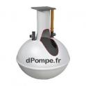 Fosse Toutes Eaux Composite PVR 2800 litres pour 5 Personnes