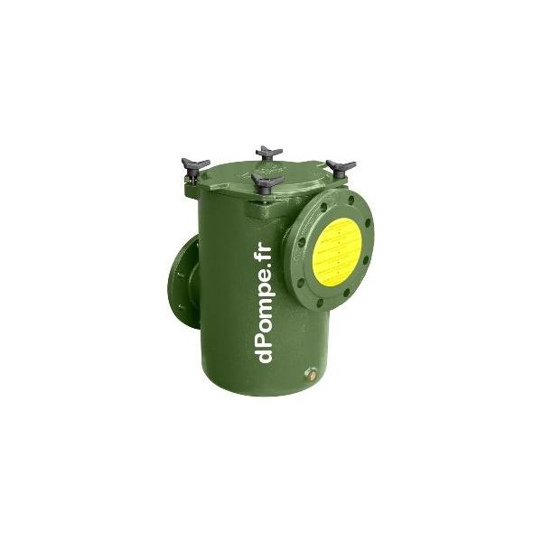 Pr filtre fonte pour application piscine pf125 dn 125 125 for Accessoire piscine 44600