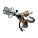 """Lance Fixe r.pons MONITOR-INOX GP 5080 H 6 bar 5000 l/mn à Commande par Moteur Hydraulique ISO PN16 DN 100 x 2""""1/2 M"""