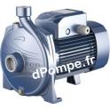Pompe de Surface Pedrollo Monocellulaire CP 210C de 3 à 15 m3/h entre 45,5 et 27 m HMT Tri 230-400 V 2,2 kW