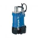 Pompe de Relevage Aluminium Tsurumi KTV2-37 de 3 à 50 m3/h entre 25,5 et 3 m HMT Tri 400 V 3,7 kW