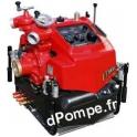 Motopompe Incendie Tsurumi VE1500 de 12 à 126 m3/h entre 137 et 50 m HMT Tohatsu Essence