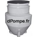 Cuve Polyéthylène pour Station de Relevage Grundfos MINIPUST 350L