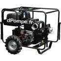Motopompe Diesel Imer SWT 150 HZ DXL45 Brouette DE 150 m3/h à 32 m HMT