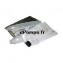 Boîte de Jonction Résine Etanche 4 x 1,5 et 2,5 mm2