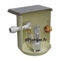 Station de Relevage Renson Mono 230 V 1,1 kW Cuve 200 L