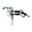 Groupe de Transvasement ATEX PIUSI DRUM EX50 230 V DC avec Pistolet Manuel