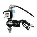 Groupe de Transvasement ATEX PIUSI DRUM EX50 230 V DC avec Pistolet Automatique et Compte-litres K33