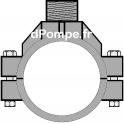 """Collier de Prise en Charge Aluminium Ø 80 mm Mâle 1"""" (26 x 34)"""