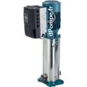 Pompe de Surface Calpeda MXV-B EI 25-207 de 1 à 4,5 m3/h entre 74 et 30 m HMT Tri 400 V 1,1 kW