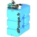 Kit de Récupération des Eaux Blanches Calpeda KSDT500 MXH805 ID de 5 à 13 m3/h entre 54 et 24 m HMT Tri 400 V 1,8 kW