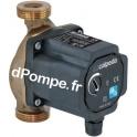 Circulateur Eau Chaude Calpeda NCE ES 15-40/130 Fileté 0,5 à 3,3 m3/h entre 3,8 et 0,4 m HMT Mono 230 V Entraxe 130 mm