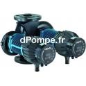 Circulateur Double Calpeda NCED HQ 50F-120/280 à Brides 4 à 34 m3/h entre 11,8 et 1,4 m HMT 230 V Entraxe 280 mm