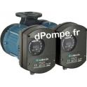 Circulateur Double Calpeda NCED G 80F-130/360 à Brides 5 à 74 m3/h entre 13,5 et 1 m HMT 230 V Entraxe 360 mm