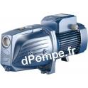 Pompe de Surface Pedrollo à Jet Venturi JSWm 3AL de 1,8 à 9,6 m3/h entre 58 et 36 m HMT Mono 220-230 V 2,2 kW