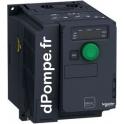 Variateur de Vitesse ATV320U22M2C 2,2 kW Mono 200 V 50-60 Hz