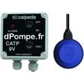 Alarme trop Plein Calpeda AL9V 20 pour Poste de Relevage avec Coffret CATP 9 volts et Flotteur 20 metres