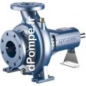 Pompe de Surface Pedrollo FG4 40/160B Normalisée Arbre Nu de 3 à 18 m3/h entre 7,5 et 4,1 m HMT pour Moteur 0,37 kW 1450 tr/mn