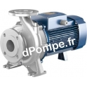 Pompe de Surface Pedrollo Monobloc Inox 316 à Brides FI 65/125B-I de 36 à 120 m3/h entre 18 et 13 m HMT Tri 400/690 V 5,5 kW