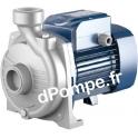 Pompe de Surface Pedrollo Mono-cellulaire NGA 1A-PRO de 3 à 21 m3/h entre 19,5 et 6 m HMT Tri 230-400 V 0,75 kW