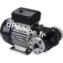 Pompe Gasoil E 120 - 6 m3/h max Tri 230-400 V 0,75 kW