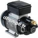 Pompe Huile VISCOMAT 70 - 1,8 m3/h max Tri 400 V 0,65 kW