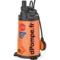 Pompe de Relevage Pedrollo TOP MULTI 2-EVO de 0,6 à 4,8 m3/h entre 40 et 5 m HMT Mono 220 240 V 0,55 kW