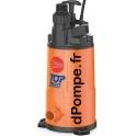 Pompe de Relevage Pedrollo TOP MULTI-EVOTECH 3 de 0,6 à 7,2 m3/h entre 32 et 4 m HMT Mono 220 240 V 0,55 kW