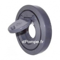 Clapet à Battant PVC Pression Entre Brides Joints EPDM Ø 315