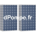Kit 8 Panneaux Solaires pour Alimentation 1,5 kW