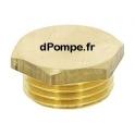 """Bouchon Mâle Laiton 1/4"""" (8 x 13)"""