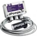 Coffret Alarme AG Mono 230 V pour Séparateur à Graisse