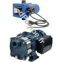 Surpresseur Ebara 1GP COMPACT/A AM/8 PRESSCOMFORT de 1,2 à 4,8 m3/h entre 40 et 10,5 m HMT Mono 230 V 0,6 kW