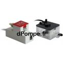 Pompe pour Condensat Calpeda NTH 10.1 de 0,12 à 0,6 m3/h entre 15 et 1 m HMT Mono 230 V 11 W - dPompe.fr