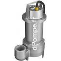 Pompe de Relevage Calpeda DRG 400-2-65VT de 7,2 à 93,6 m3/h entre 22,6 et 4,8 m HMT Tri 400 V 3 kW - dPompe.fr