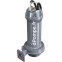 Pompe de Relevage Calpeda APG 400-2-G50HT de 3,6 à 21,6 m3/h entre 31,6 et 24,3 m HMT Tri 400 V 3 kW - dPompe.fr