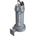 Pompe de Relevage Calpeda GRG 1000-2-G50HT de 3,6 à 28,8 m3/h entre 52,9 et 35,2 m HMT Tri 400 V 7,5 kW - dPompe.fr