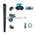 """Kit de Sortie Calpeda KSPH50P - 1""""1/2 pour Pompe à Refoulement Horizontal - dPompe.fr"""