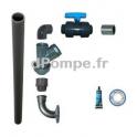 Kit de Sortie Calpeda KSPH DN50F pour Pompe à Refoulement Horizontal - dPompe.fr