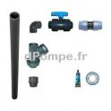 """Kit de Sortie Calpeda KSPV40F - 1""""1/4 pour Pompe à Refoulement Vertical - dPompe.fr"""