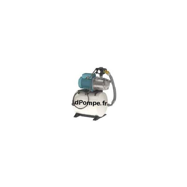 Surpresseur Calpeda KPM100HGW NGXM 4-16 de 1 à 4,5 m3/h entre 47,3 et 26 m HMT Mono 230 V 1,1 kW