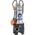 Pompe de Relevage Pedrollo ZXm 2/40 de 6 à 24 m3/h entre 9,8 et 2 m HMT Mono 220 230 V 0,55 kW