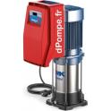 Surpresseur à Vitesse Variable Pedrollo TS2 - MK 5/4M de 1,2 à 7,2 m3/h entre 55 et 20 m HMT Mono 230 V 1,1 kW - dPompe.fr